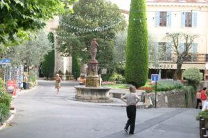 Отпуск в Мужене, Франция